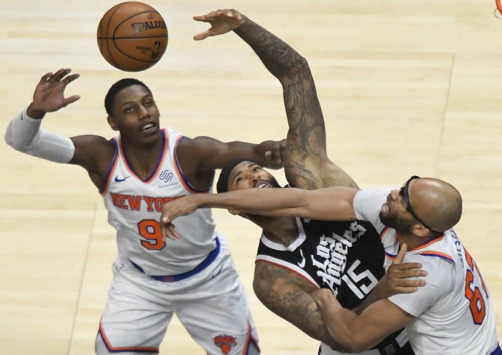 Kann RJ Barett Spiel 5 in der Serie seiner Knicks gegen die Hawks den Stempel aufdrücken?