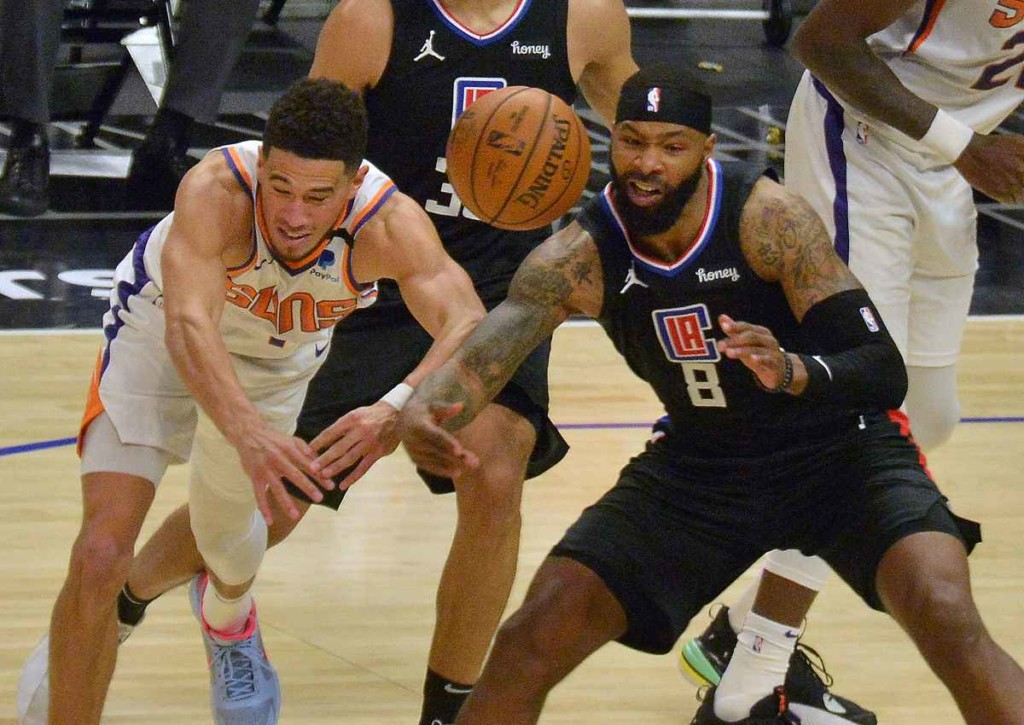 Phoenix Suns Los Angeles Clippers Tipp