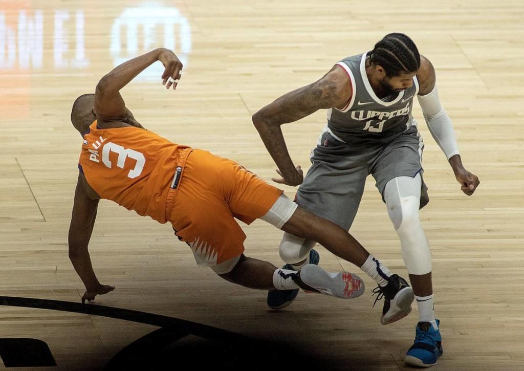 Ziehen Chris Paul und seine Suns schon in Spiel 5 gegen die Clippers in die NBA Finals ein?