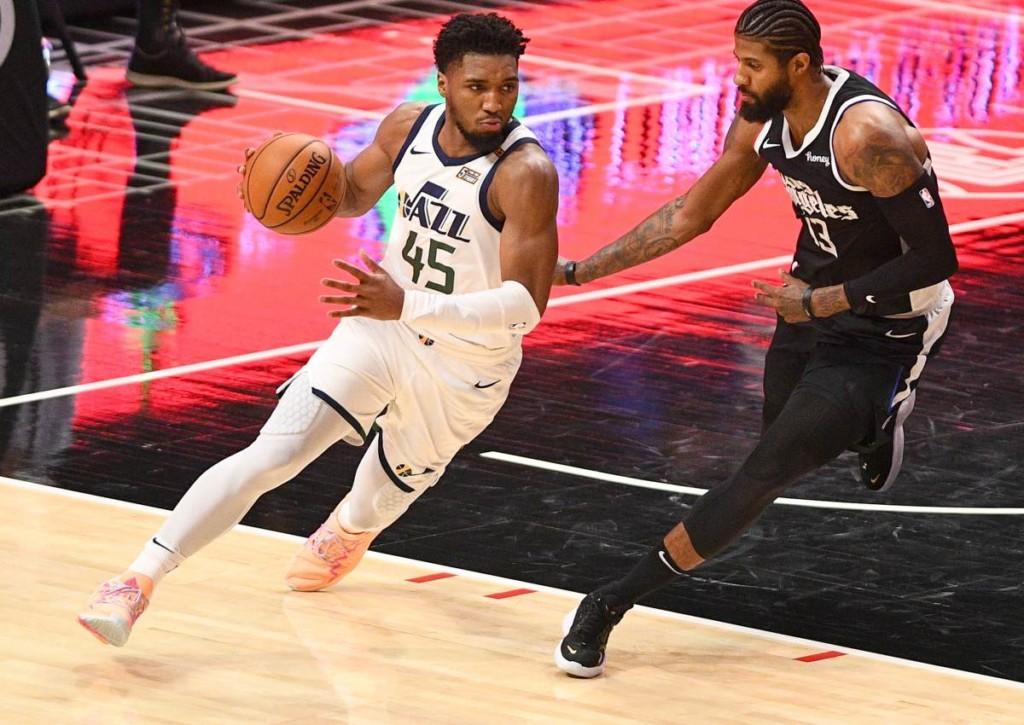Geht Mitchell mit seinen Jazz gegen die Clippers mit 1:0 in Führung?