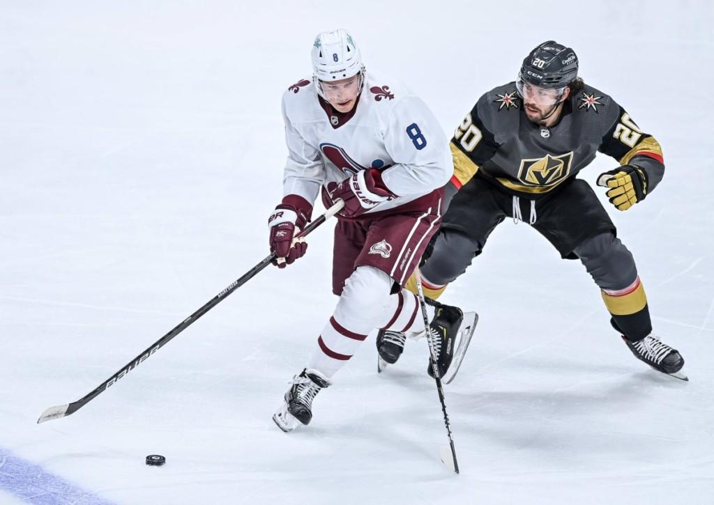 Wer gewinnt in der Serie zwischen den Avalanche und den Knights mit 3:2 in Führung?