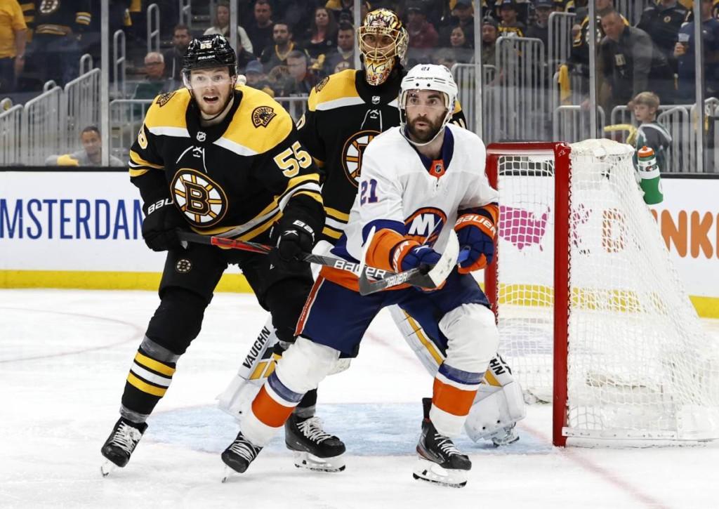 Wer gewinnt in der Serie der Islanders gegen die Bruins mit 2:1 in Führung?