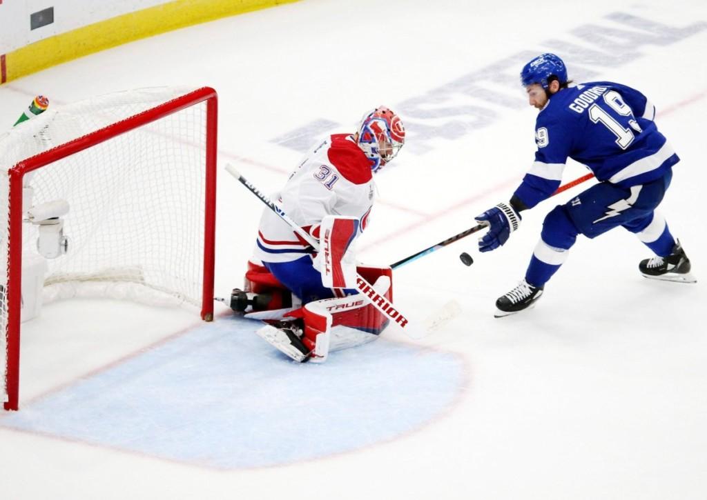 Gehen die Lightning in der Finalserie mit 2:0 gegen die Canadiens in Führung?