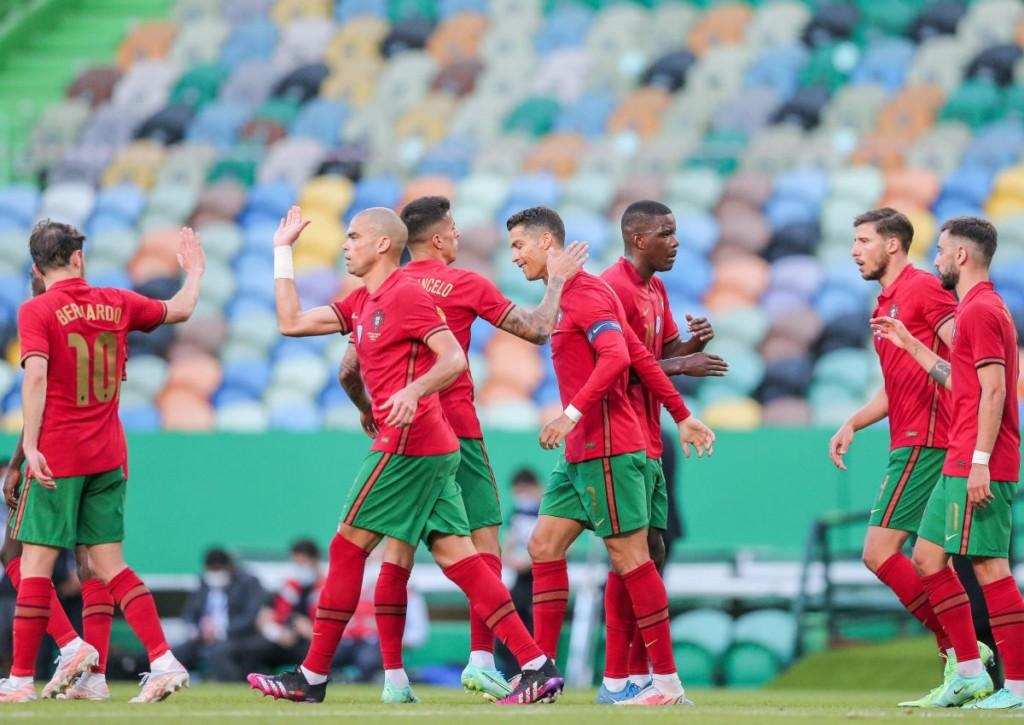 Wie oft können Ronaldo und Portugal in Ungarn beim EM 2021 Auftakt?