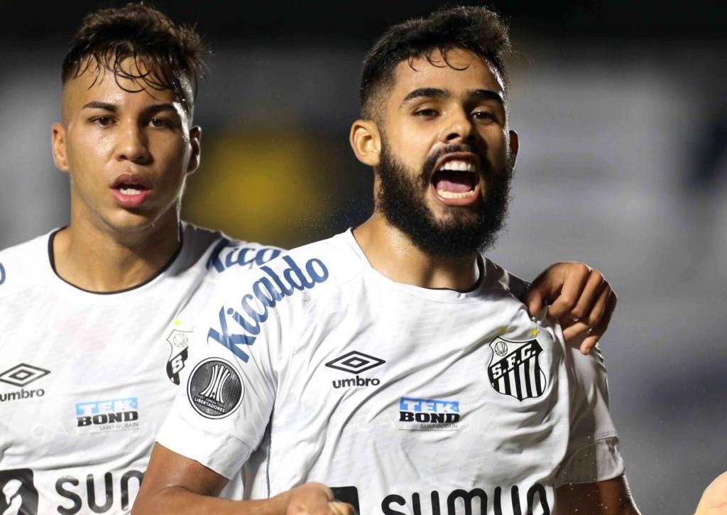 Wird Santos auch im Rückspiel gegen Cianorte seiner Favoritenrolle gerecht?
