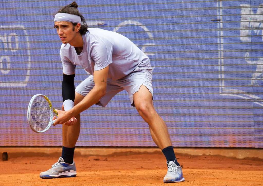 Kann Youngster Musetti Djokovic ein Bein stellen?