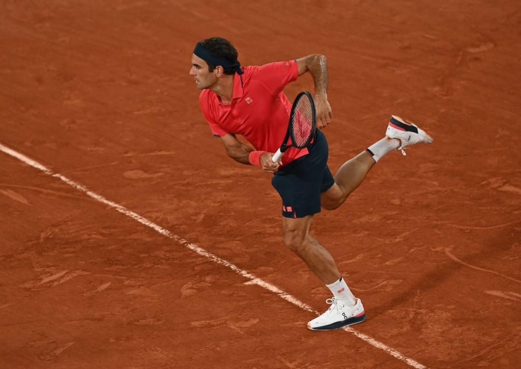 Endet für Roger Federer das Turnier gegen Matteo Berrettini?