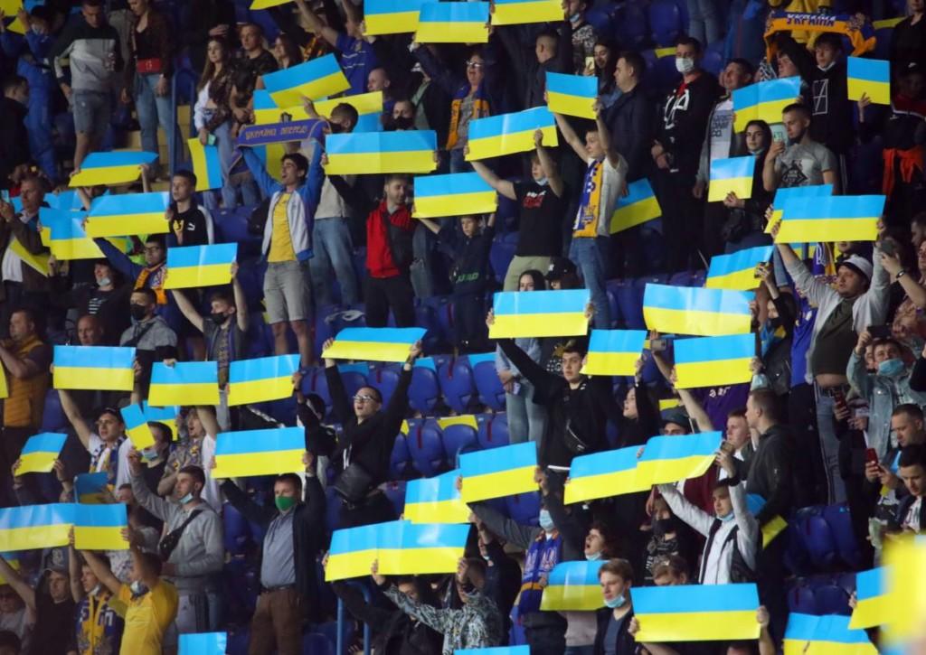 Bringt sich die Ukraine vor Fans gegen Nordirland in EM-Stimmung?