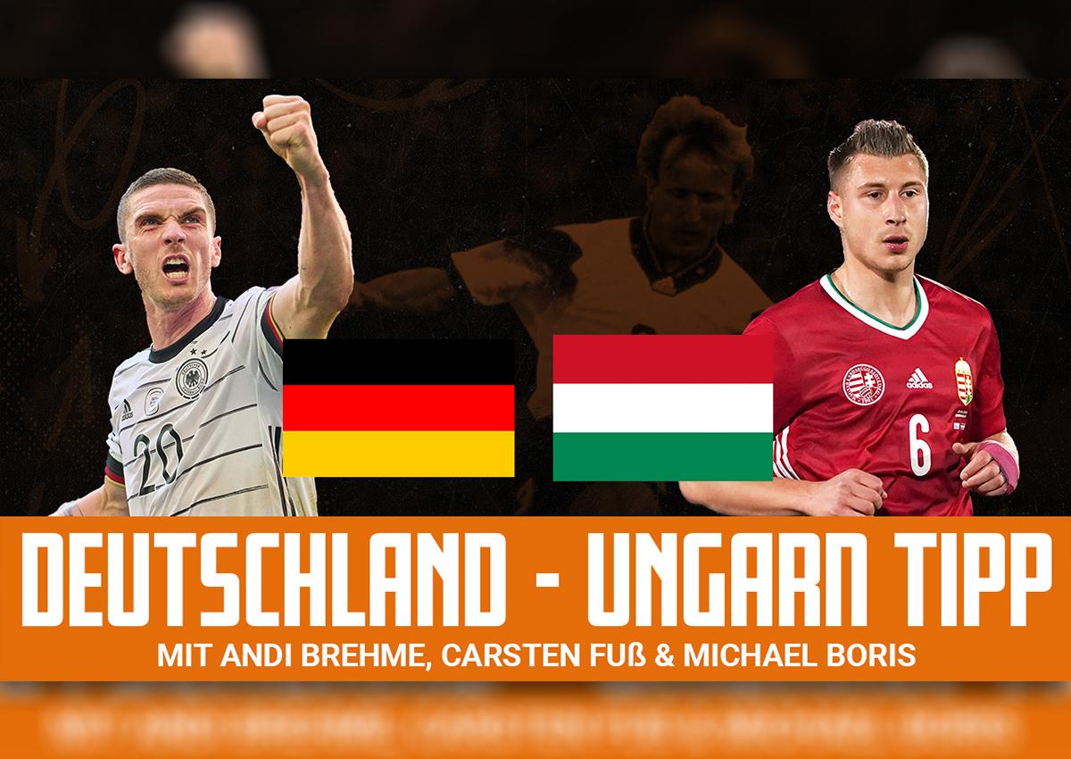 Deutschland - Ungarn Vorschau