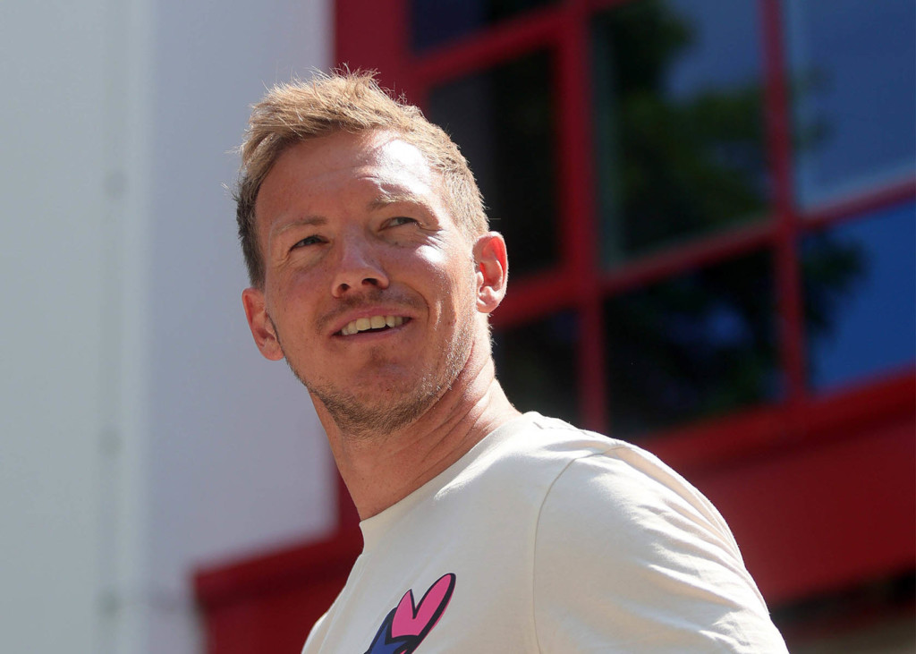 Bayern Vorbereitung 2021 mit Julian Nagelsmann