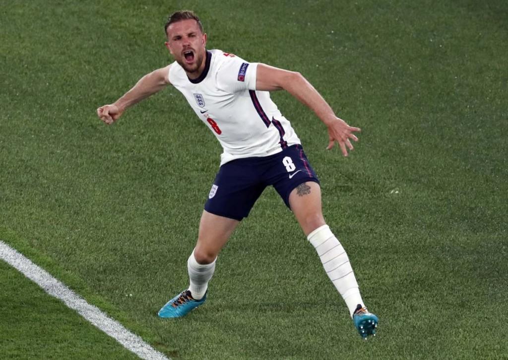 Italien oder Spanien? England (im Bild: Jordan Henderson) oder Dänemark? Wer erreicht das EM-Finale?