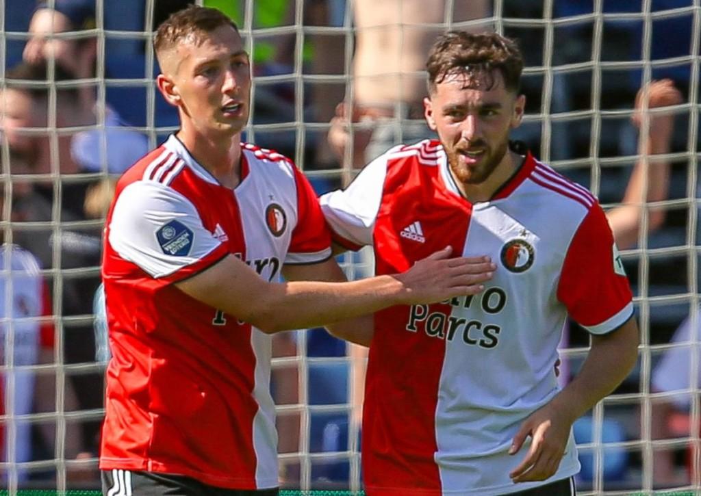 Kann Feyenoord Rotterdam im Hinspiel bei Drita vorlegen?