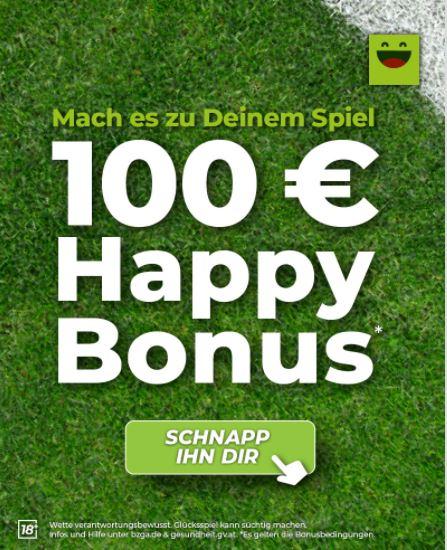 happybet bonus