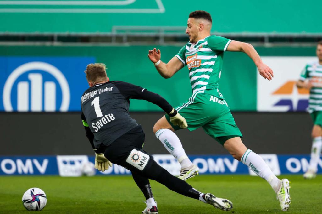 Rapid Wien Hartberg Tipp