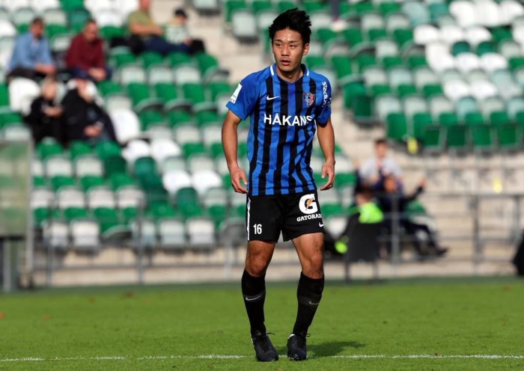 Legt Inter Turku (hier im Bild: Kagayama) gegen die Puskas Academy im Hinspiel vor?