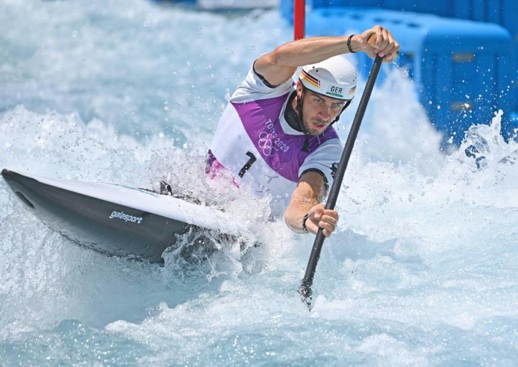 Holt Tasiadis im Canadien Einer die erste deutsche Goldmedaille?