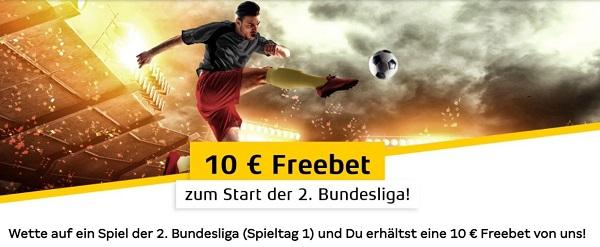 2. Liga 1. Spieltag