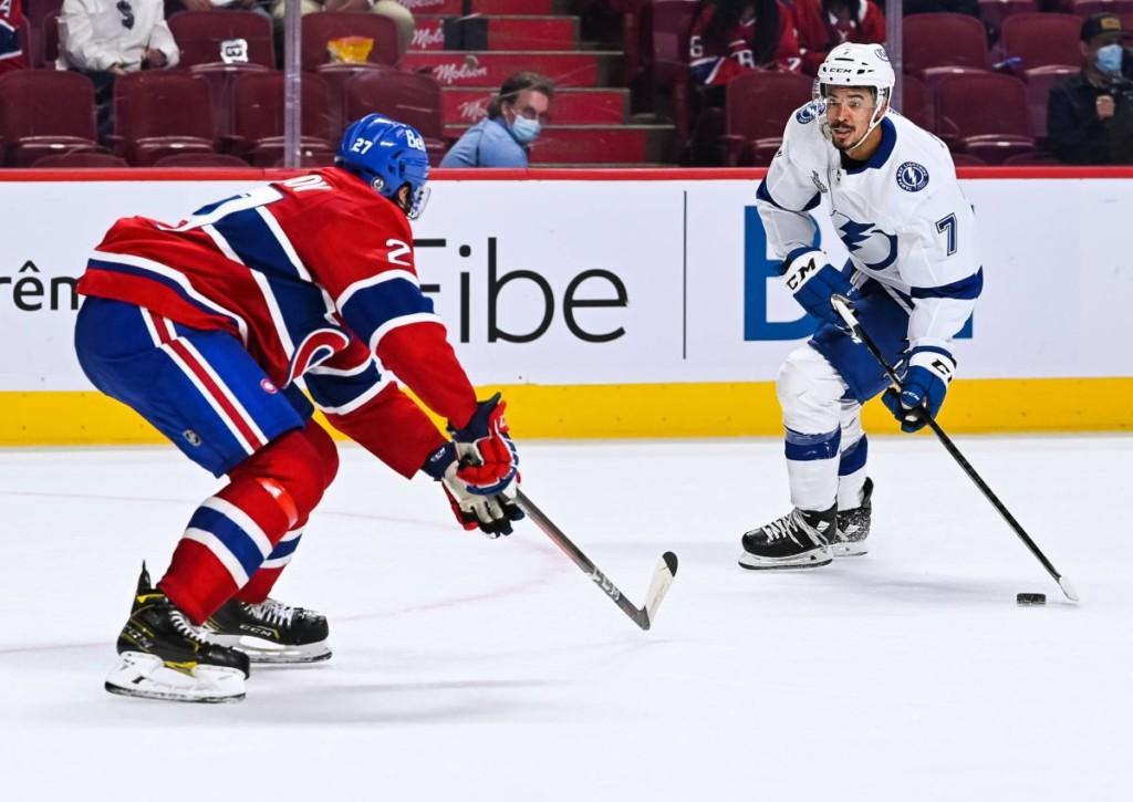 Machen die Lightning in Spiel 5 gegen die Canadiens den Sack zu?