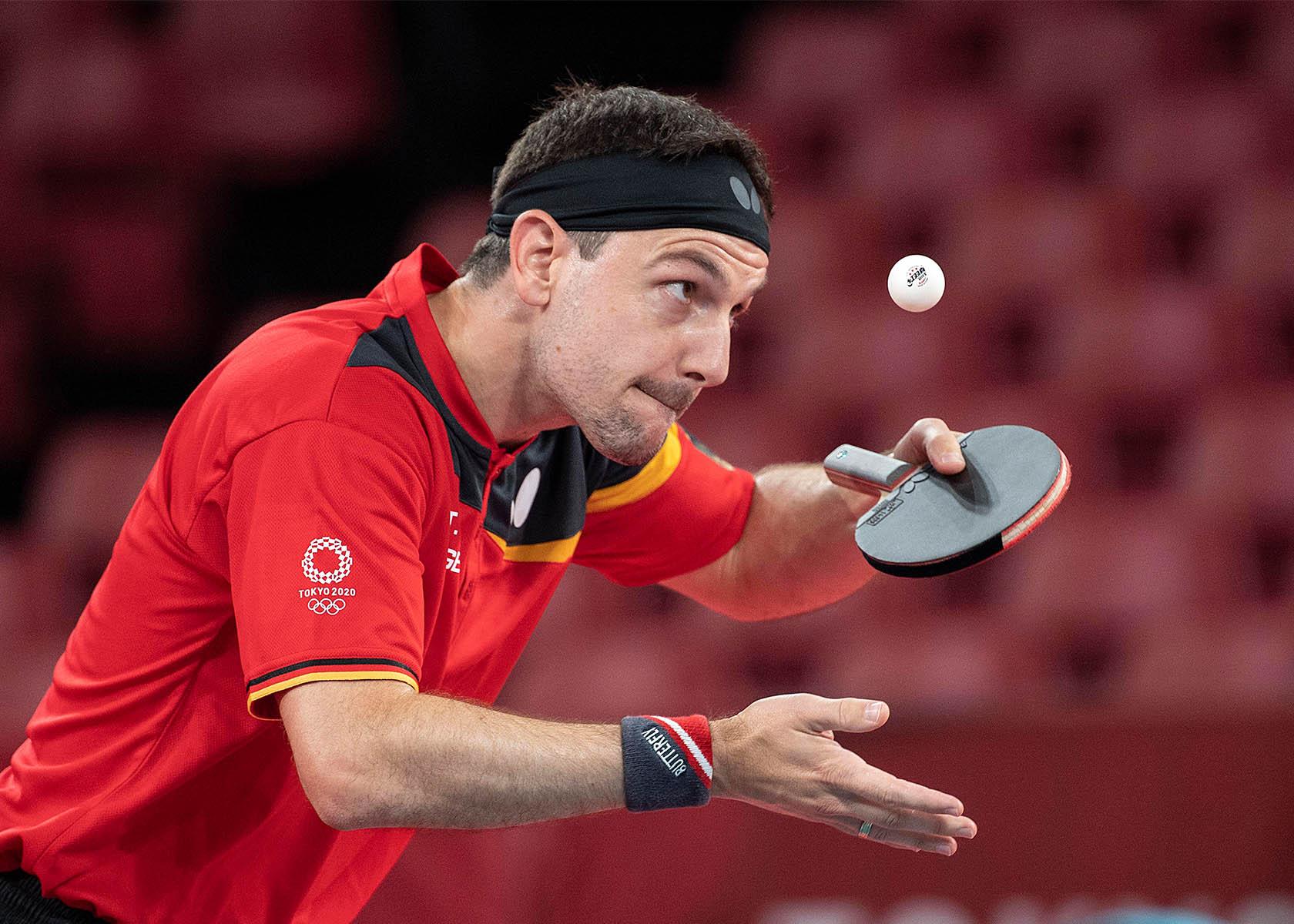 Olympia 2021 Tischtennis