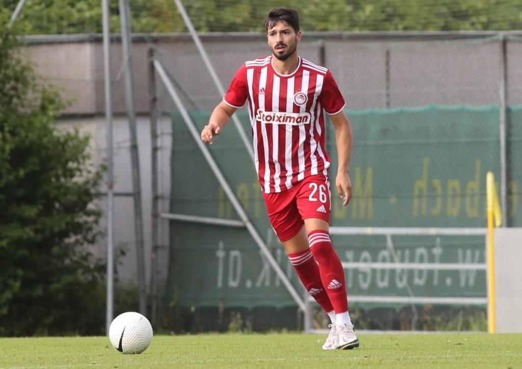 Wird Pepe mit Olympiakos Piräus gegen Neftci Baku der Favoritenrolle gerecht?