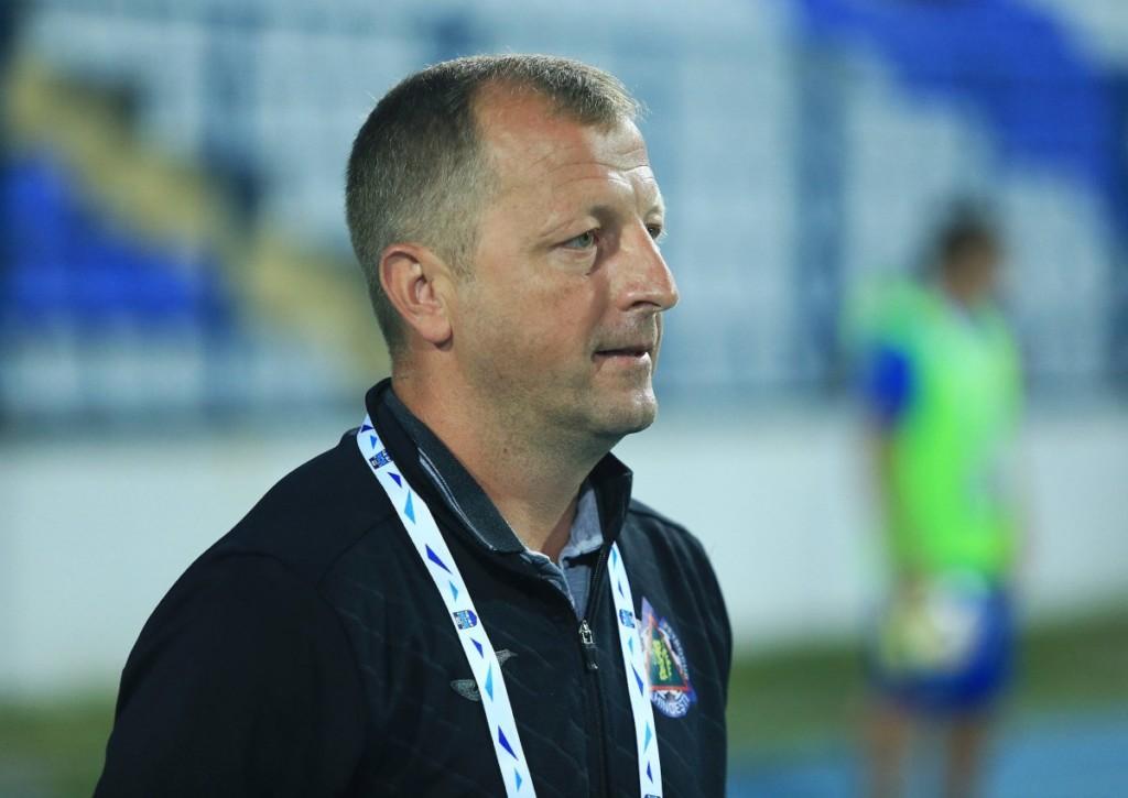 Kann Petrocub mit Coach Popescu bei Sileks endlich ein Europapokalspiel gewinnen?
