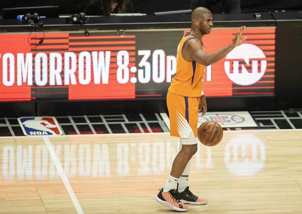 Schlägt Chris Paul mit den Suns gegen die Bucks in Spiel 6 nochmal zurück?