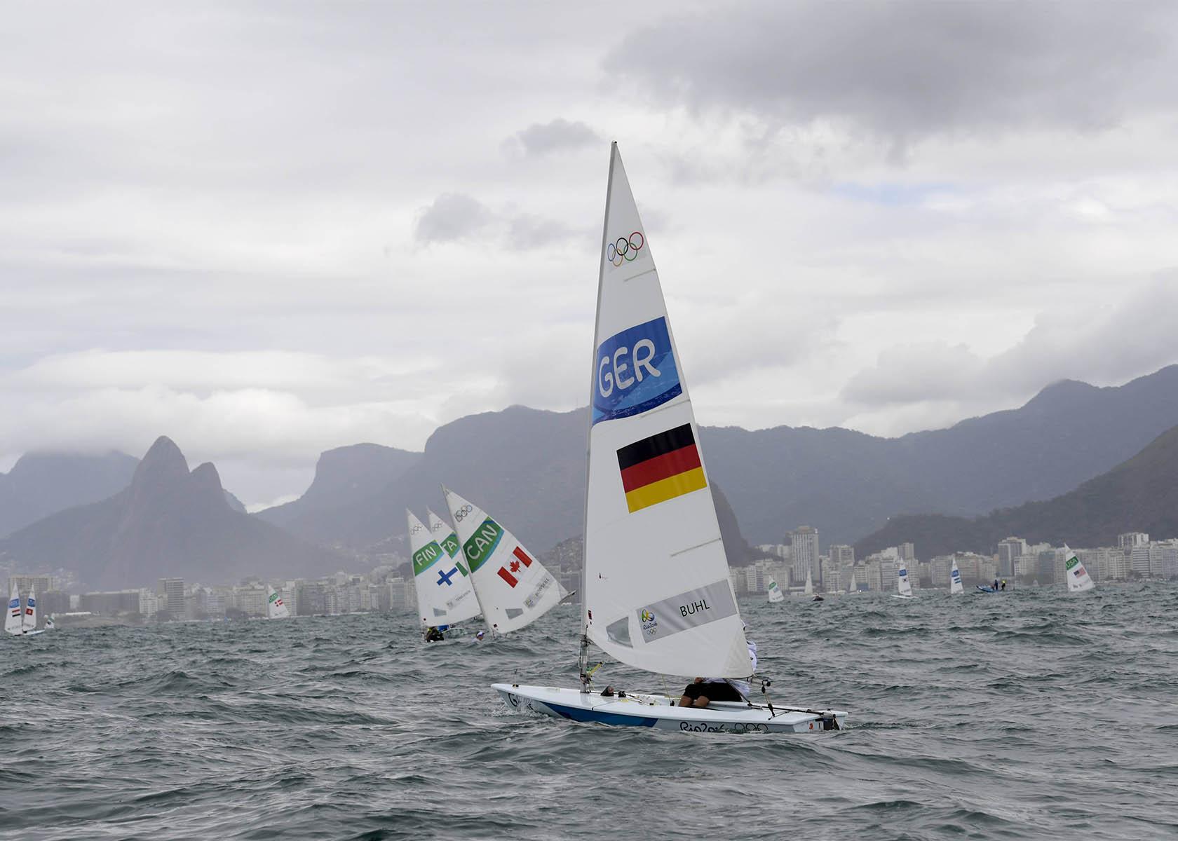 Segeln Olympia 2021 Gold Deutschland