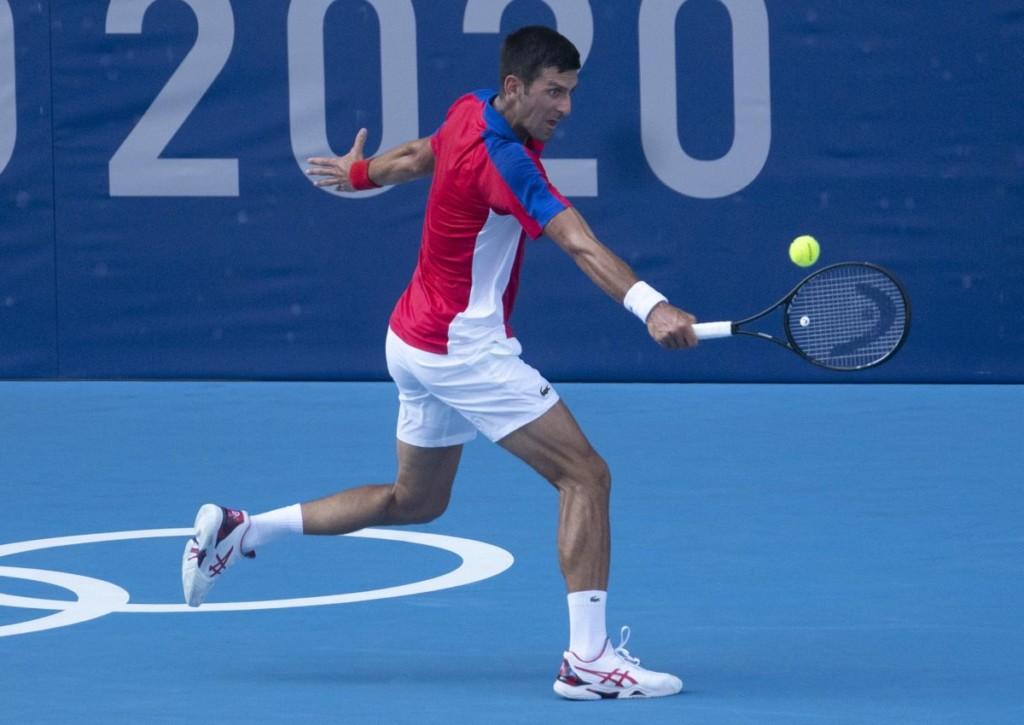 Souveräner Zweitrundenerfolg für Djokovic gegen Struff?