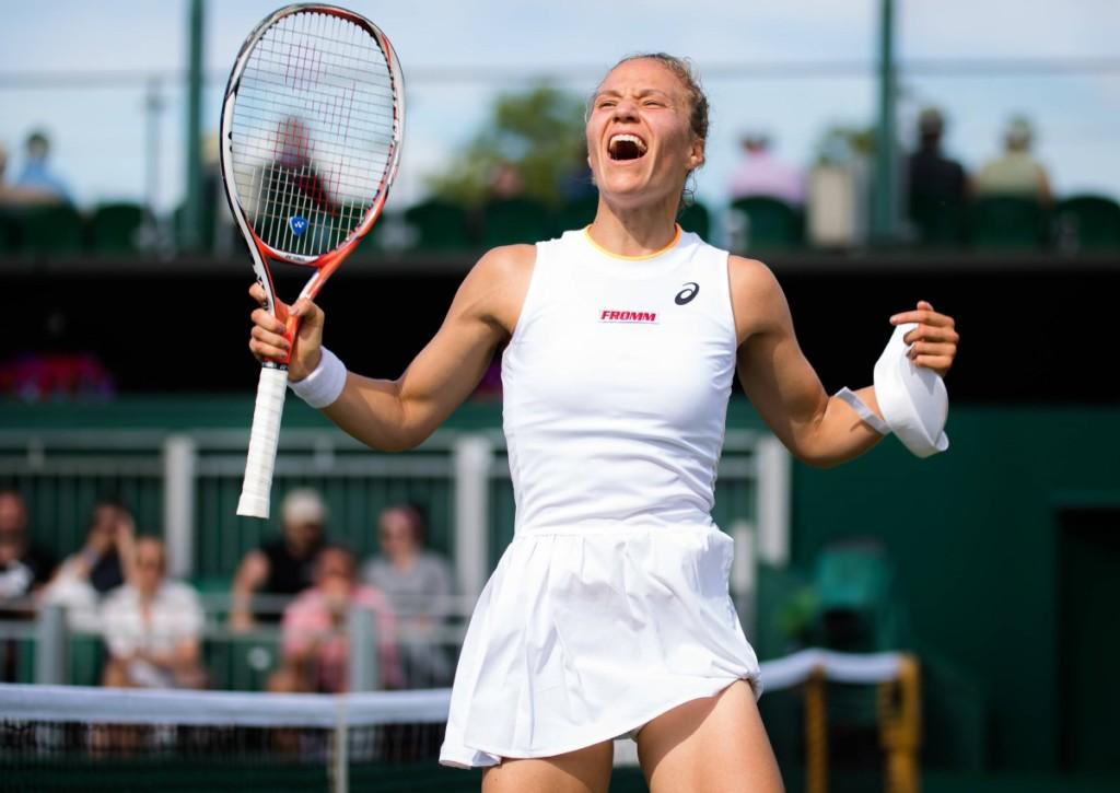Zieht Golubic gegen Favoritin Pliskova sogar ins Halbfinale von Wimbledon ein?