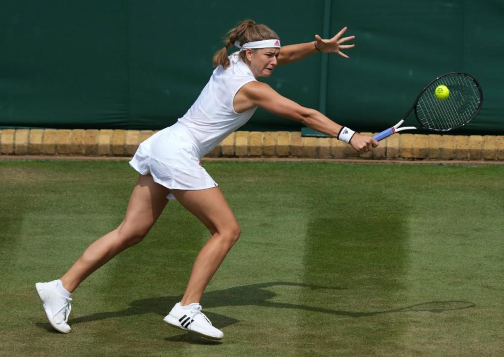 Beendet Muchova das Märchen von Angelique Kerber in Wimbledon?