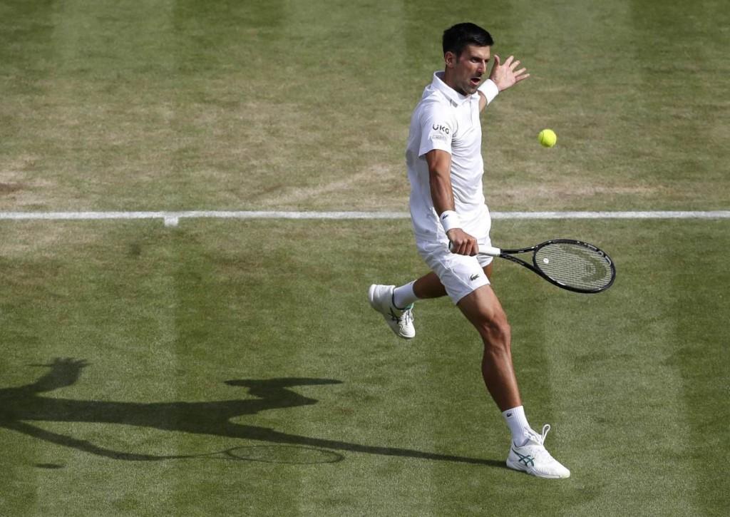 Muss sich Djokovic gegen Garin im Wimbledon-Achtelfinale erstmals strecken?