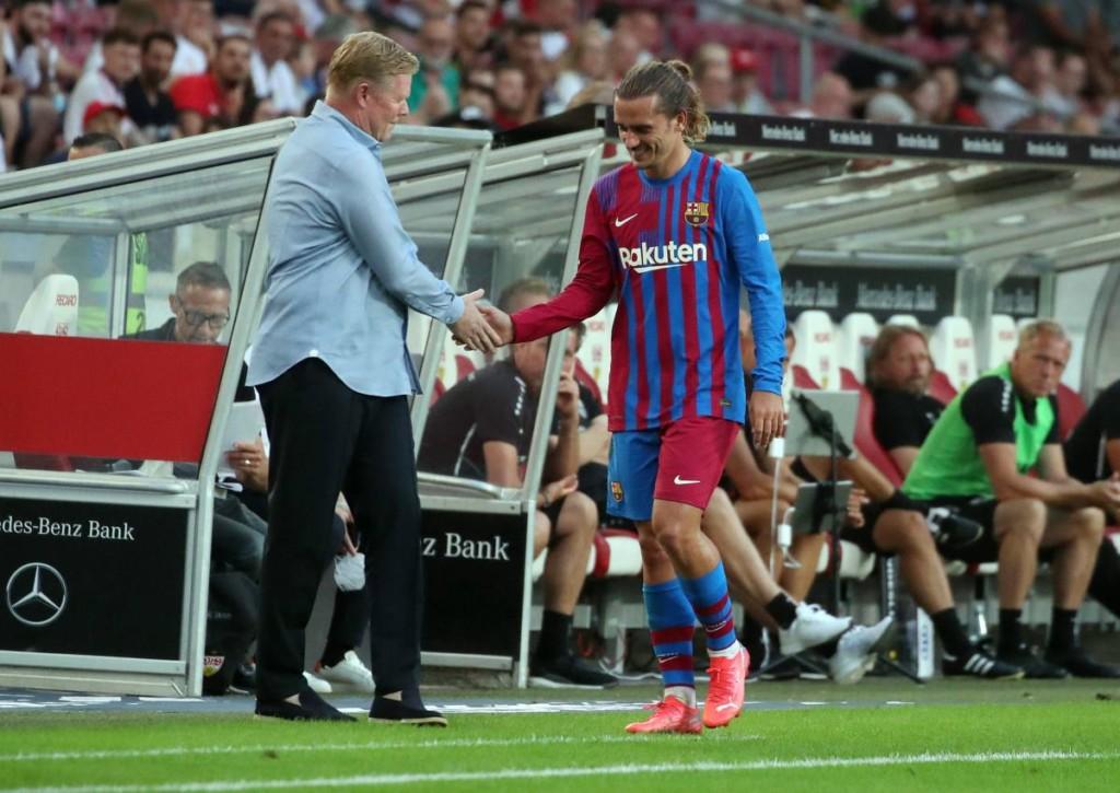 Bestätigt Red Bull Salzburg gegen Barcelona mit Griezmann die gute Frühform?