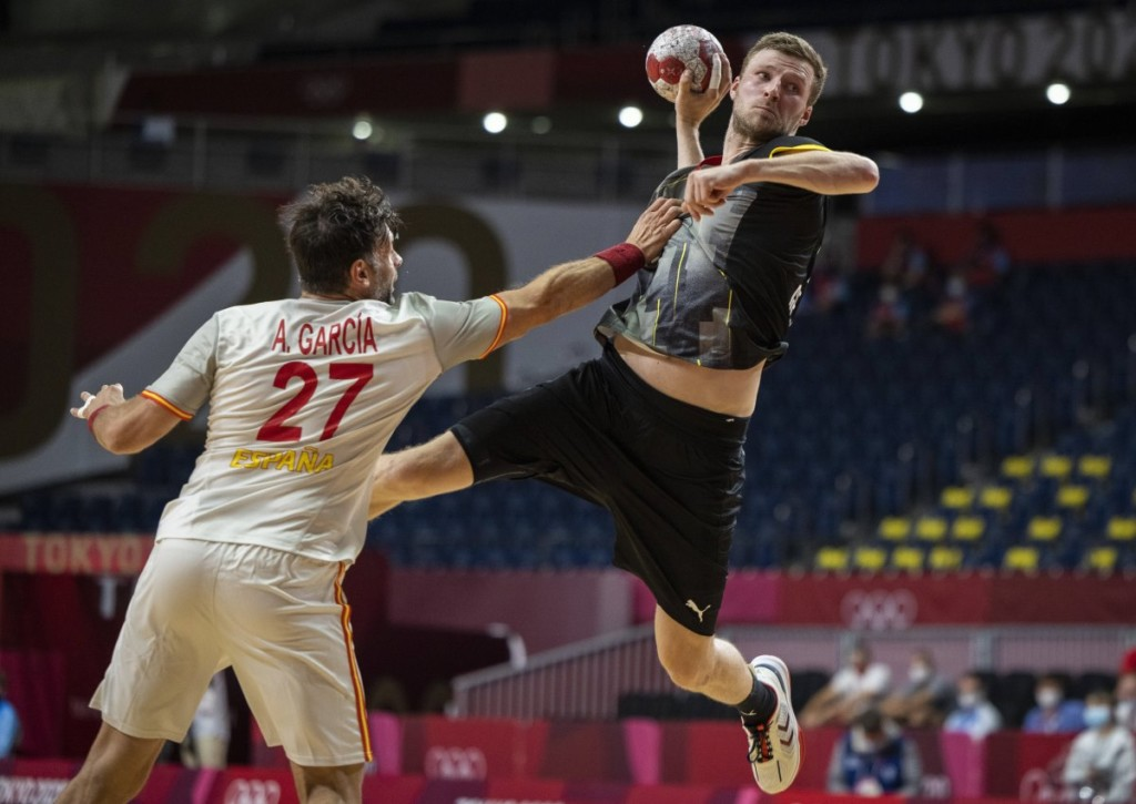 Gelingt Philipp Weber mit Deutschland gegen Ägypten beim Handball der Halbfinaleinzug?