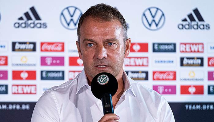 Flick Bundestrainer Debüt