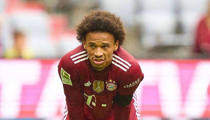 Leroy Sane Bayern München