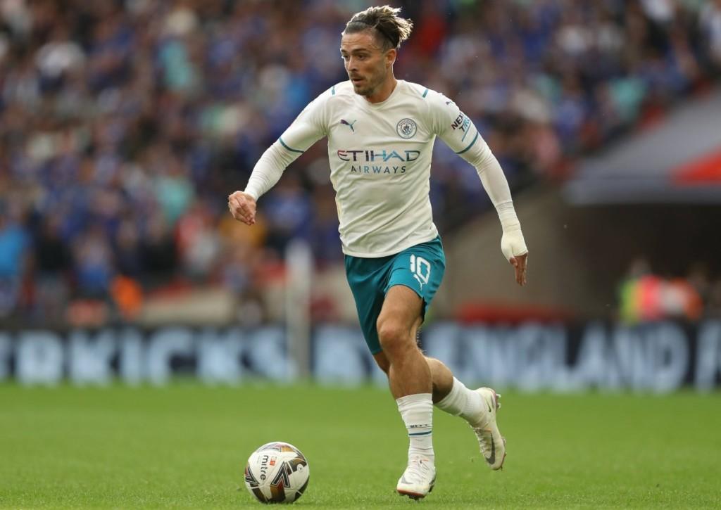 Neuzugang Jack Grealish will zur erfolgreichen Titelverteidigung von Manchester City beitragen