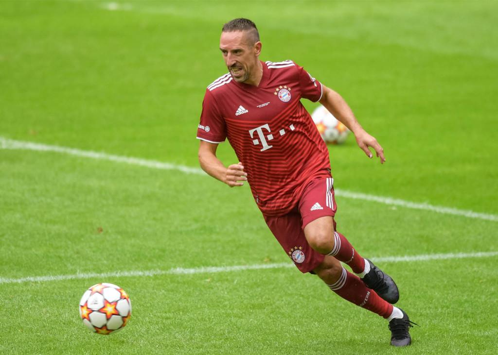 Franck Ribery Bayern Comeback