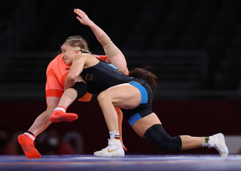 Holt Aline Rotter-Focken bei den Damen das erste deutsche Olympia-Gold im Ringen?