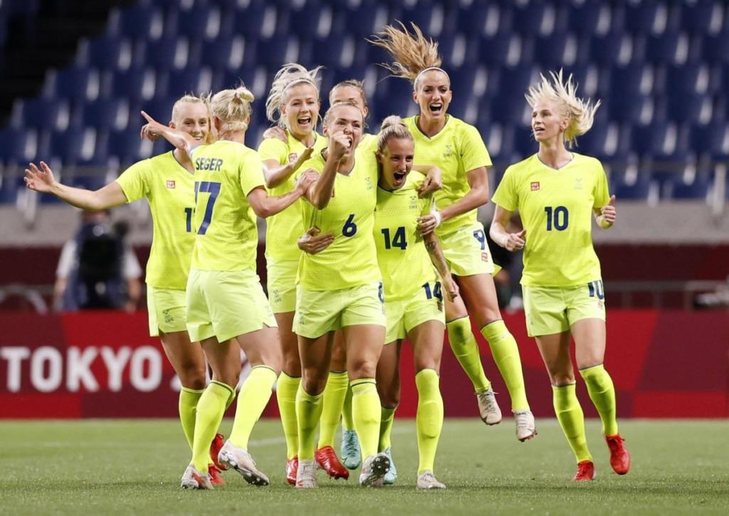 Werden die Frauen aus Schweden gegen Australien im Fußball-Halbfinale ihrer Favoritenrolle gerecht?