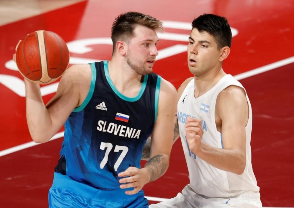 Dominiert Luka Doncic das Viertelfinale zwischen Slowenien und Deutschland?