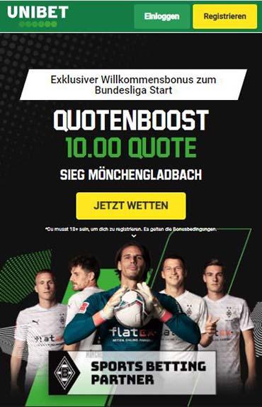 Unibet Bundesliga Boost