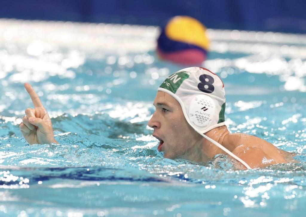 Zieht Jansik mit seinen Ungarn gegen Kroatien ins olympische Halbfinale der Wasserballer ein?