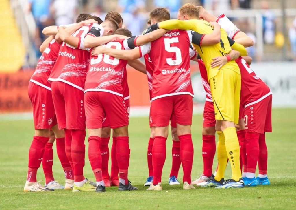 Gelingt den Würzburger Kickers gegen Verl der erste Saisonsieg?