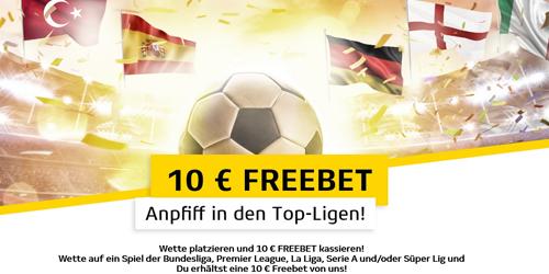 XTiP FreeBet Angebot