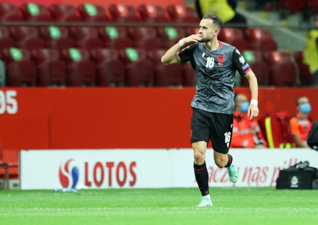 Landet Cikalleshi mit Albanien gegen Ungarn einen Big Point?