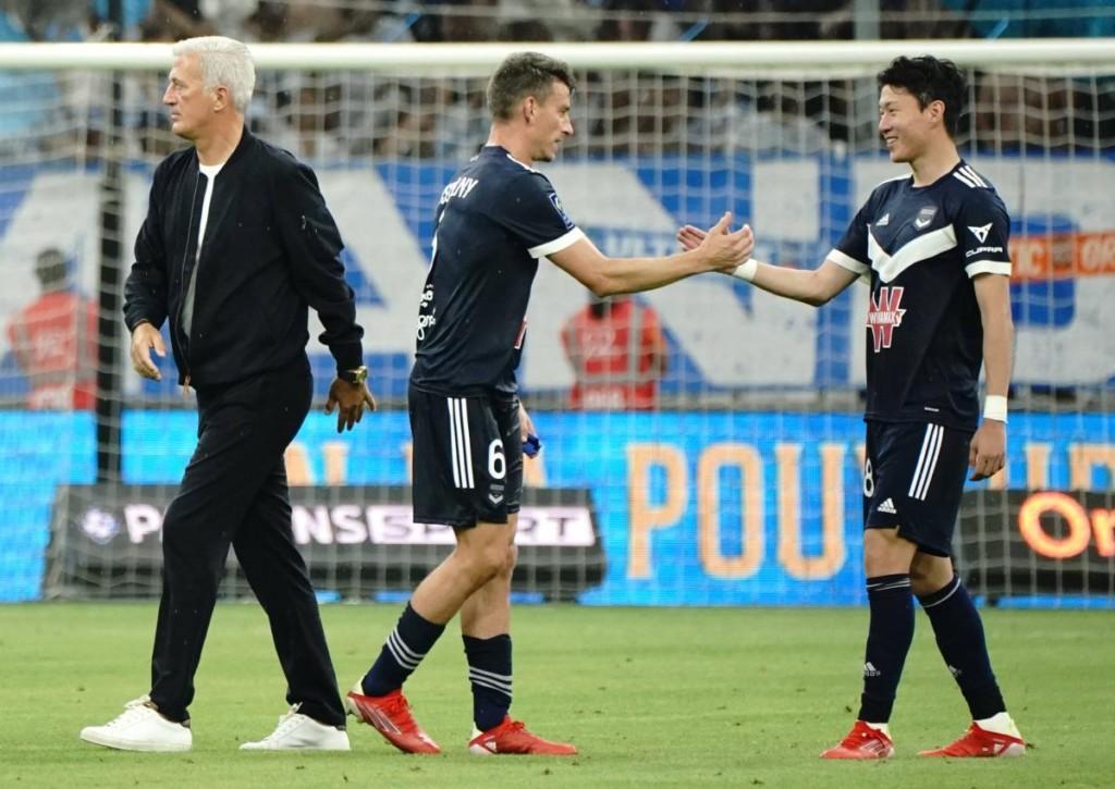 Coach Petkovic steht mit Bordeaux in St. Etienne schon unter Druck.