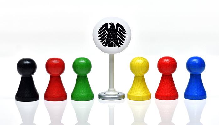 Bundestagswahl 2021 Koalitionen