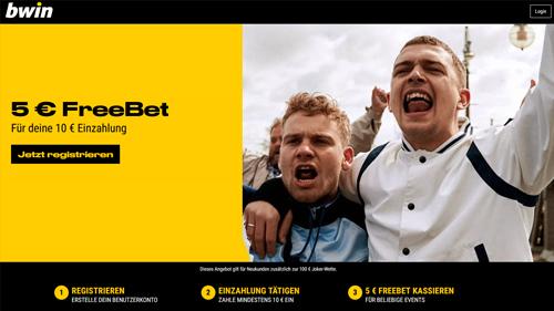 Bwin Champions League Wetten FreeBet