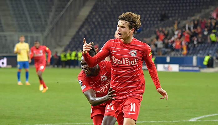 Champions League Wetten mit RB Salzburg