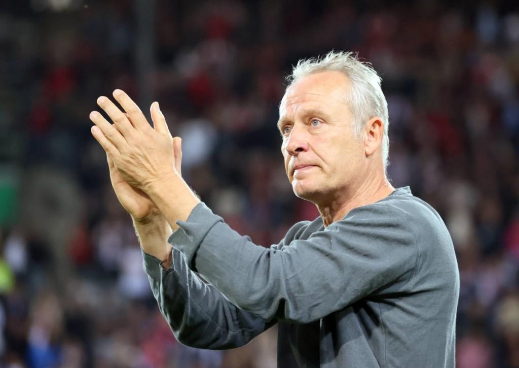Christian Streich will mit Freiburg auch bei der Hertha dreifach punkten.